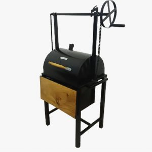 Large Single Burner BBQ Grill – Covered