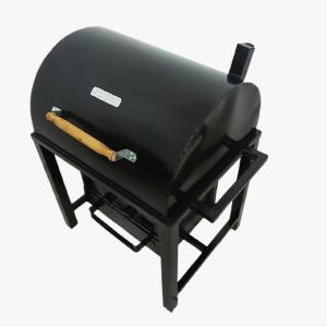 Low Large Single Burner BBQ Grill – Covered