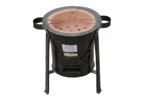 Standing Single Burner Stove